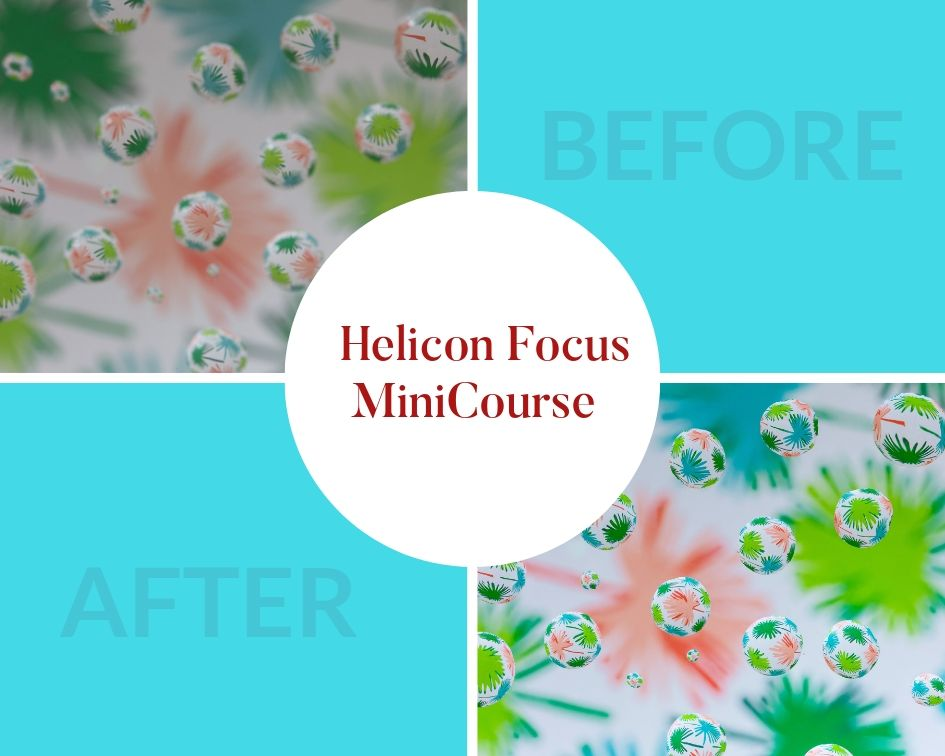 helicon focus mini-course