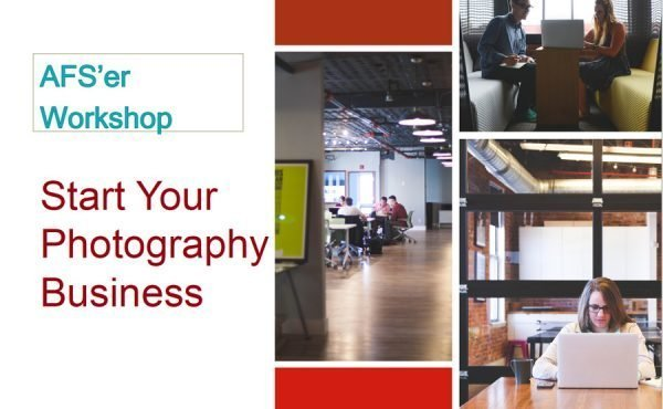 start photo business workshop